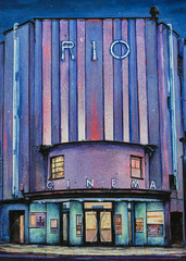 The Rio Cinema, Dalston